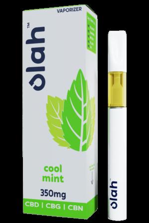 CBD Vaporizer Cool Mint Flavor
