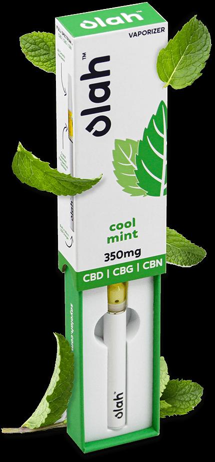 CBD Vaporizer Cool Mint THC Free