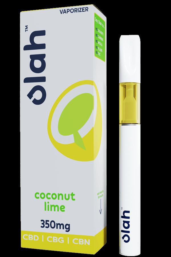 CBD Vaporizer Coconut Lime Flavor