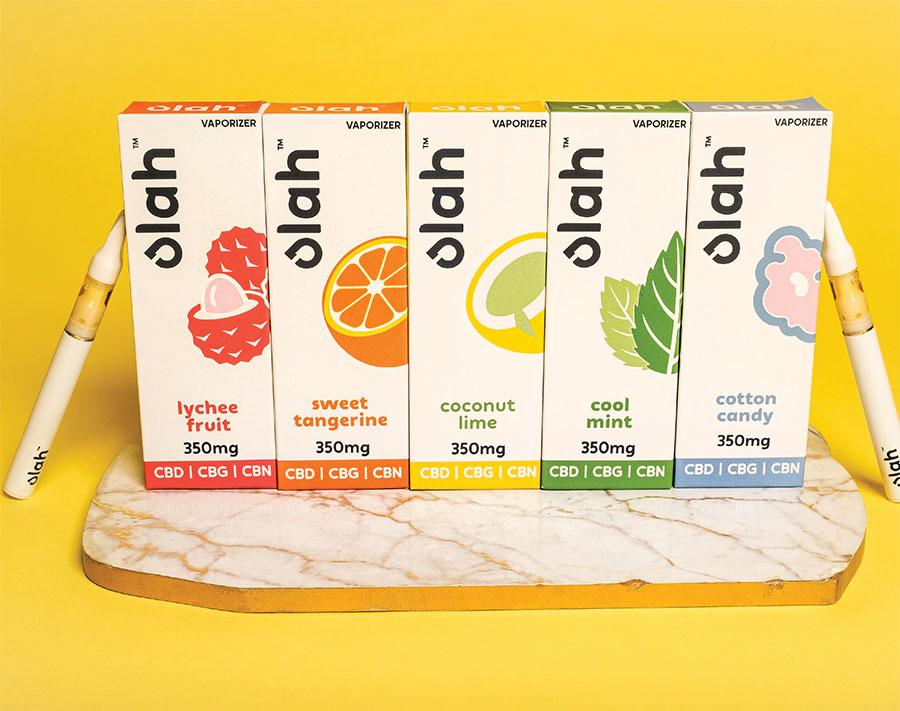 CBD Vaporizers All Flavors. Sweet Tangerine Flavor. Lychee Fruit Flavor. Coconut Lime Flavor. Cool Mint Flavor. Cotton Candy Flavor